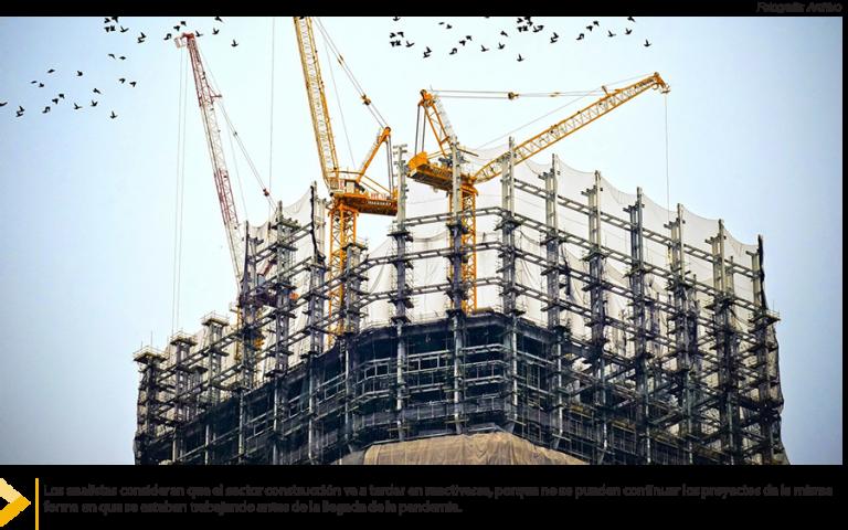 El 90 por ciento de los proyectos está detenido. Sin embargo, los constructores comienzan a analizar lo que podría ser la Nueva Normalidad Las máquinas están varadas. Las obras han quedado paralizadas […]